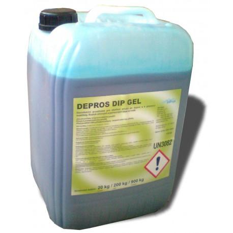 Depros DIP gel modrý (20 kg)
