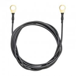 Kabel zemnící 150cm – očko-očko