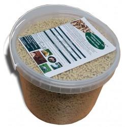 Granulované mléko pro mláďata - králici ( 2,5 kg )