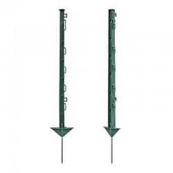 Sloupek plastový, 74 cm, zelený